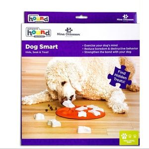 Beginner Level 1 Interactive Dog Puzzle Toy New!